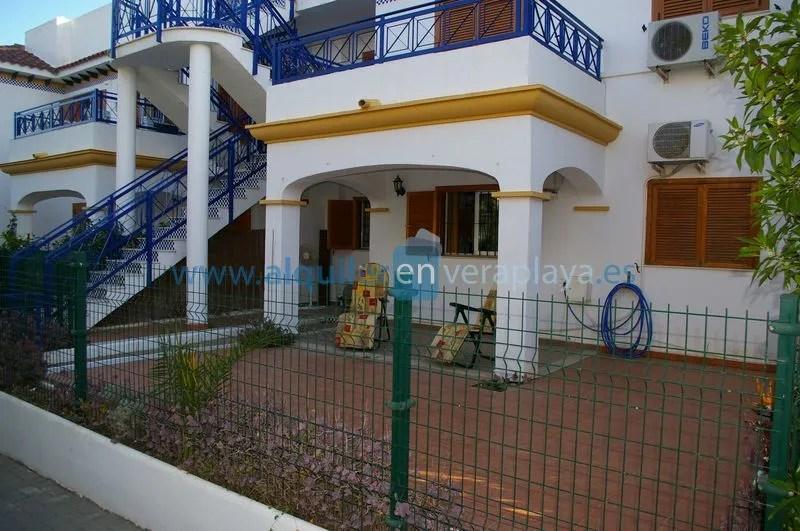 Alquiler de apartamento en Veramar 2 RA351