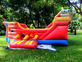 Inflable Barco