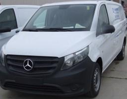 Vehículo Mercedes Vito