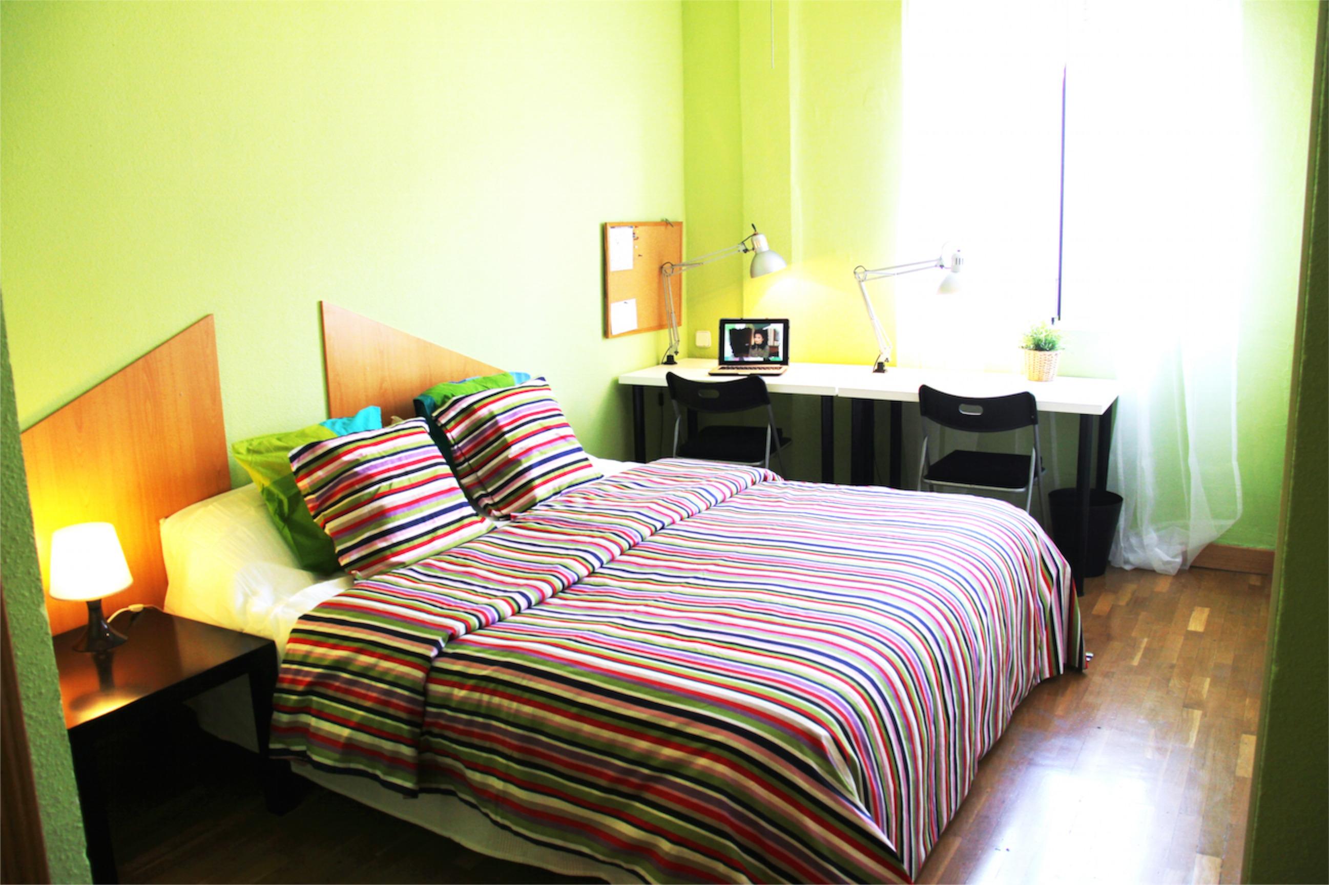 Alquiler de habitaciones en pisos compartidos en Madrid