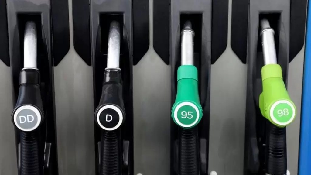 gasolina 95 o 98