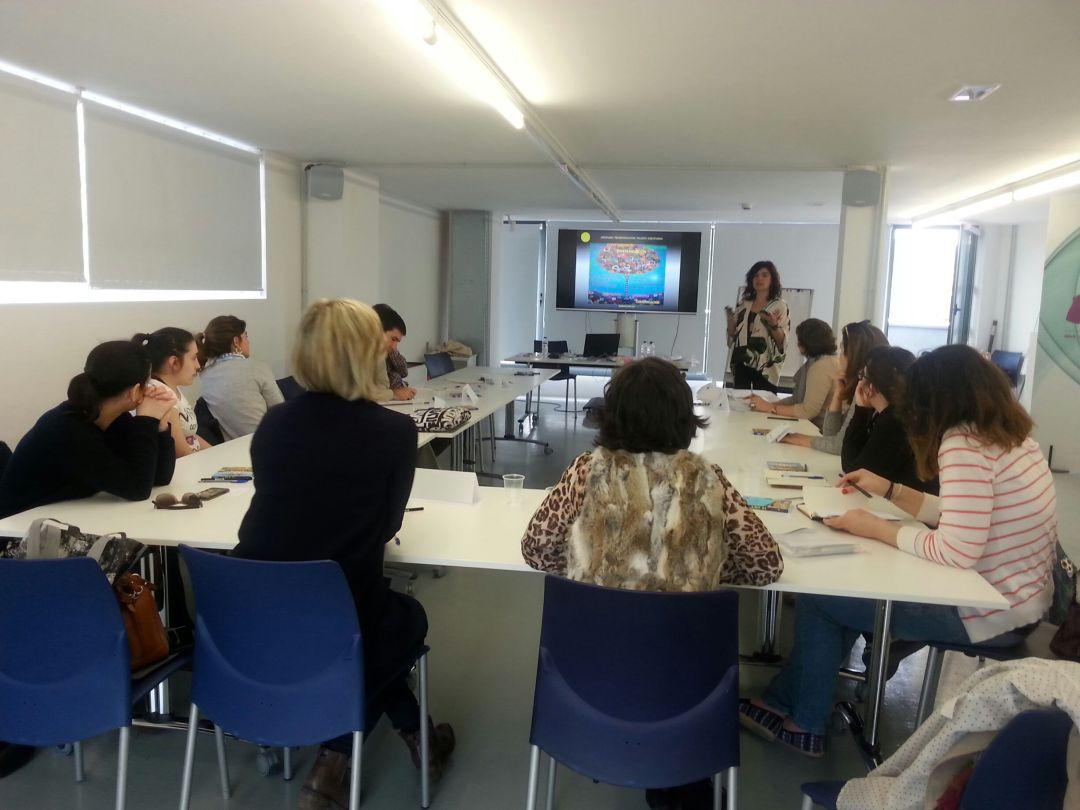Participantes en el Programa Diseño y Desarrollo Organizacional para el impulso del Talento y la Creatividad