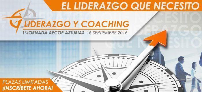El 16 de Septiembre participare en la Jornada de Liderazgo y Coaching organizada por AECOP