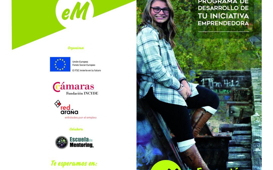 Iniciamos Programa Emprendamos Asturias: Formación + Mentoring