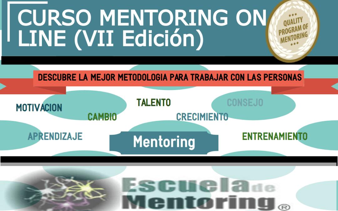 VII Edición Curso Online de Iniciación al Mentoring