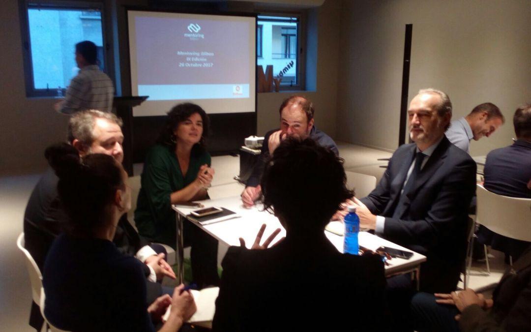 Encuentros con Alquimia…. Presentación IX Programa Mentoring Bilbao
