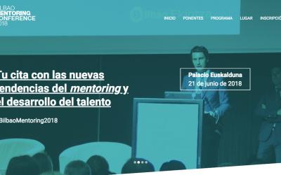 Nueva Edición Bilbao Mentoring Conference 21 Junio 2018. Apúntate
