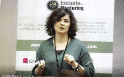 14 de Septiembre rumbo a Peru para finalizar la formación presencial de la Certificación Internacional en Mentoring