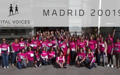 Ya puedes inscribirte en la Caminata de Mentoring 11 Mayo 2019 en Madrid