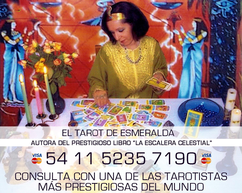 banner de el Tarot de Esmeralda.