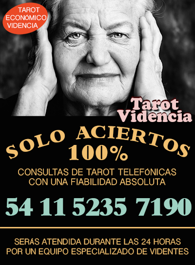 Banner Tarot-Videncia Solo Aciertos.
