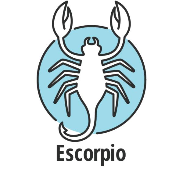 Signo zodíaco Escorpio. Alquimia Mágica.