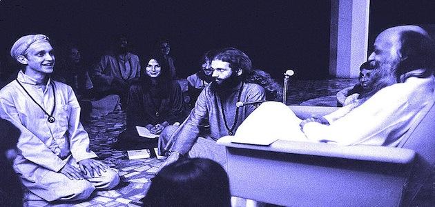 Bhagwan Shree Rajneesh - Alquimia Operativa