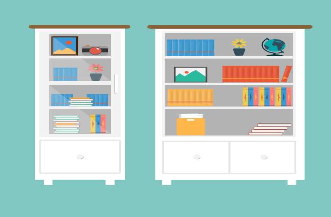 Dicas de como montar e organizar sua biblioteca