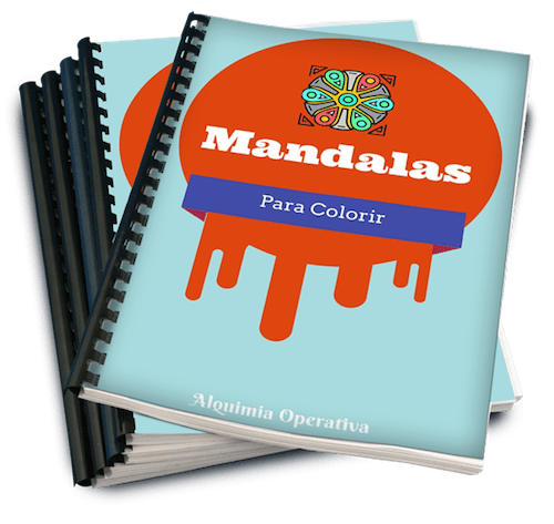 PDF Mandalas para imprimir e colorir