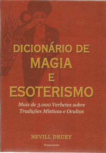 dicionário de magia e esoterismo