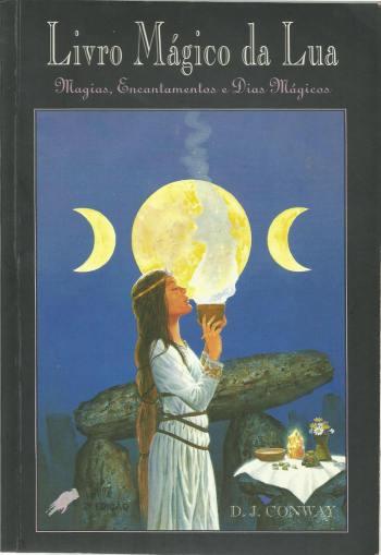 Livro Mágico da Lua