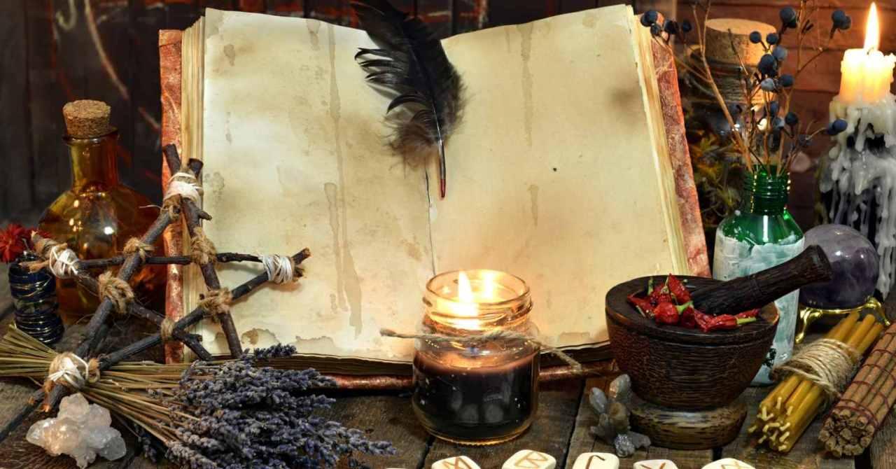 [PDF com Ritual] - Origem e Prática da Magia Natural