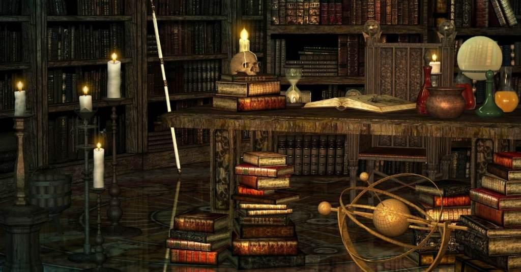 Alquimia - Biblioteca pessoal