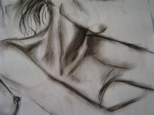 figura humana bocetos