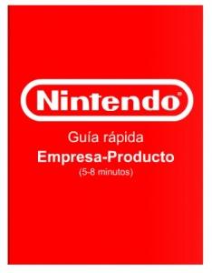 Nintendo, una guía rápida…
