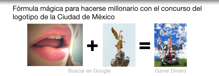 Logotipos Ciudad de México: Bésame Mucho… o mejor no