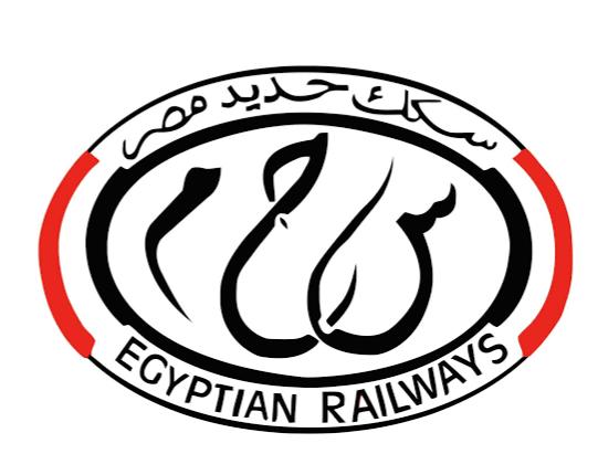 لوجو السكة الحديد