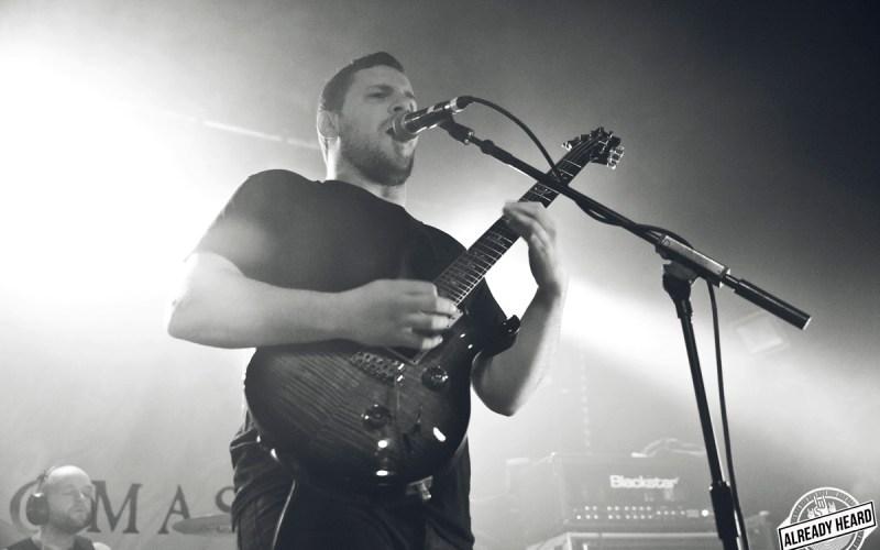 Cryptodira, The Garage London, 07/04/18