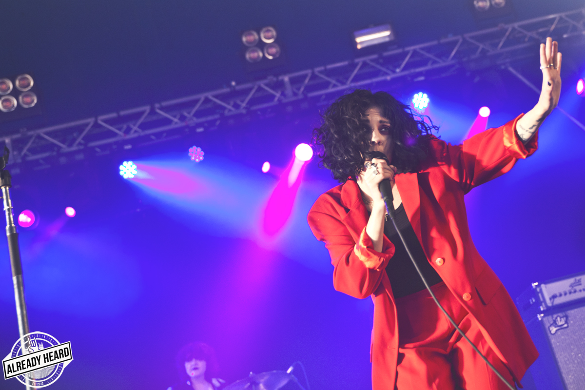 Pale Waves - Reading Festival 25-08-2018