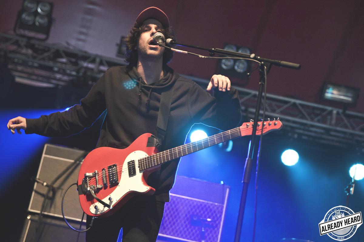 Reading Festival - Black Foxxes - 26/08/2018