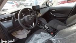 شرح مواصفات سيارة تويوتا كورولا Toyota Corolla بالصور