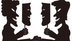 حكم عن الرجل المخادع والغدر والمكر