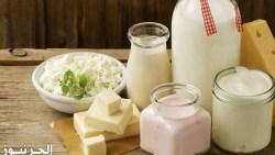دليل السعرات الحرارية في الالبان والزبادي  والحليب