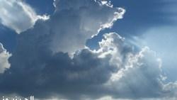 تفسير حلم السماء المليئة بالغيوم في المنام