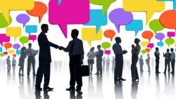 بحث عن التواصل مع الاخرين