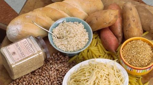 رجيم النشويات والكربوهيدرات لانقاص الوزن