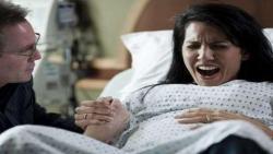 كيف يكون الم الطلق وقت الولادة