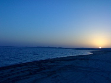 تفسير رؤية البحر مياهه صافية في المنام