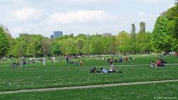 تفسير حلم الجلوس في الحديقة في المنام