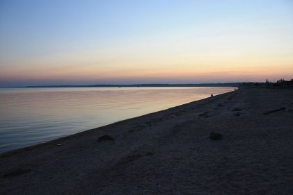 تفسير حلم رمال شاطئ البحر في المنام