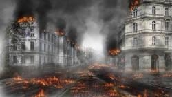 تفسير حلم العلامات الكبرى ليوم القيامة في المنام