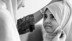 تفسير حلم الحجاب الملون في المنام