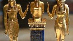 تفسير حلم تماثيل الفراعنة في المنام