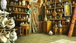 تفسير حلم التحف في البيت في المنام