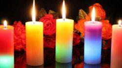 تفسير حلم الشموع المضيئة في المنام