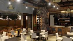 مقهى كاف كافيه في الرياض