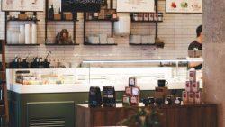 مقهى إكسير البن في الرياض