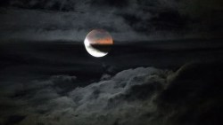 تفسير حلم خسوف القمر في المنام