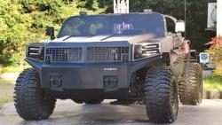 تفسير حلم الهروب من السيارة العسكرية في المنام
