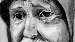 تفسير حلم امرأة عجوز تضحك في المنام